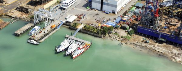 Damen Shipyards Singapore