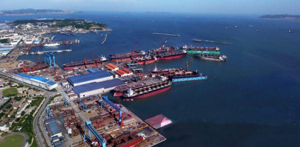 COSCO Dalian Shipyards