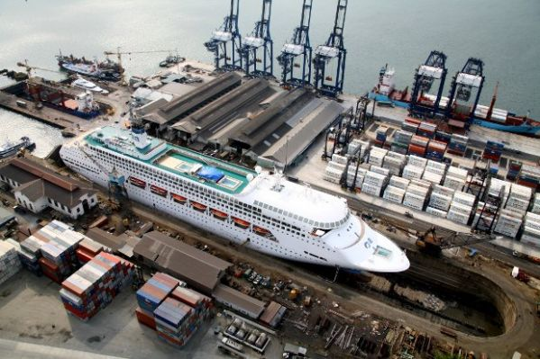 MEC Balboa Dry Docks Panama Balboa