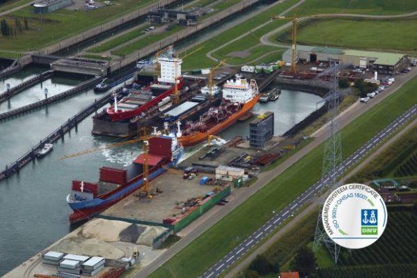 Shipyard Reimerswaal The Netherlands