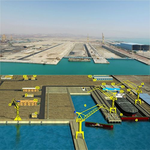 Iran Shipbuilding & Offshore Industries Complex co . ISOICO