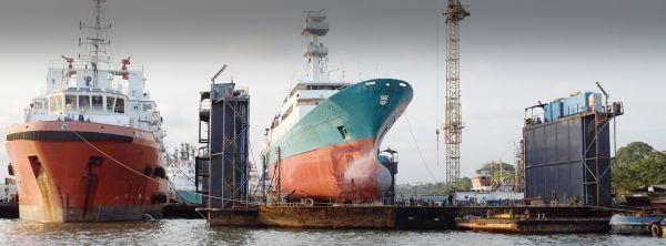 CARENA Shipyard Abidjan Ship Repairs