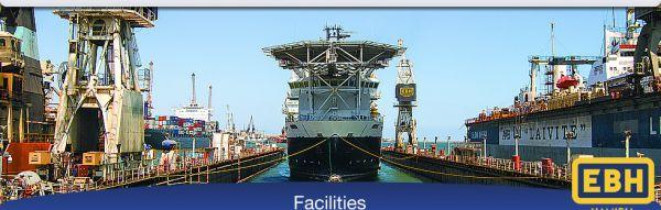 EBH Namibia Shipyard