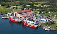 Vard Aukra Shipbuilding Norway