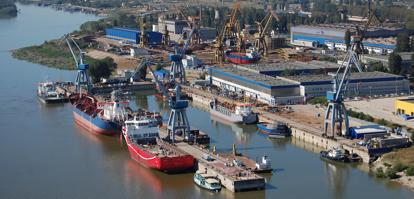 Vard Braila SA Shipyards Romania