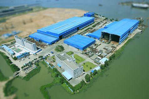 PaxOcean Engineering Zhuhai Co China