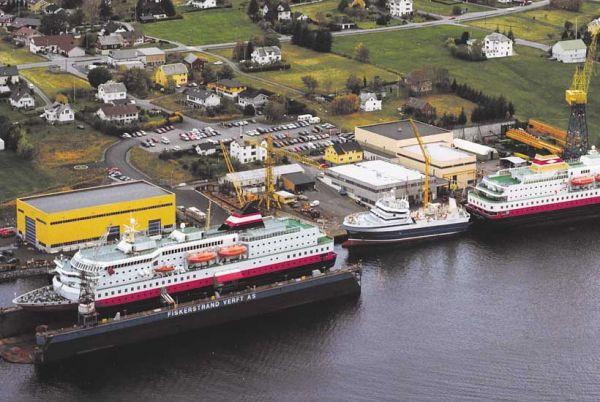 Fiskerstrand Verft AS Norway