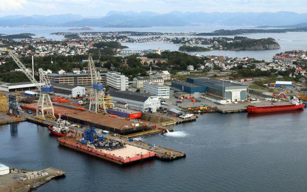 GMC Maritime Stavanger Norway Shipyard