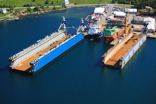 Kleven Myklebust Verft AS Norway Shipyards
