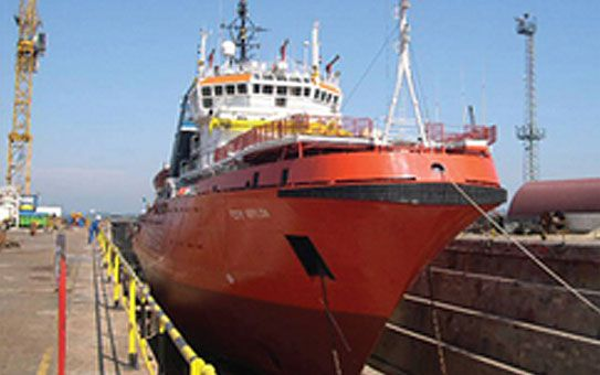 Navalrocha SA Shipyard Portugal