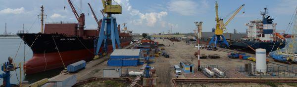 2×1 Holding Cape Midia Shipyard Romania