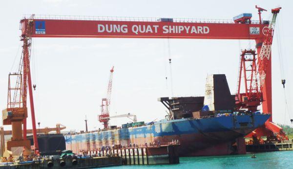 Dung Quat Shipbuilding Industry Ltd Vietnam