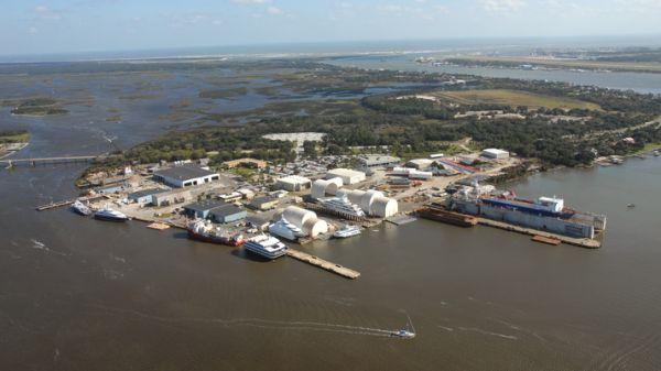 BAE Systems Southeast Shipyards Jacksonville