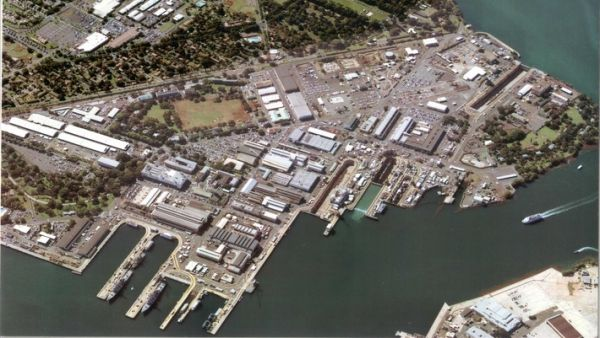 BAE Systems' Hawaii Shipyards