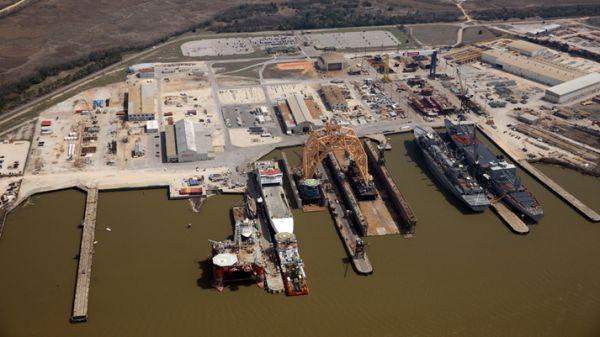 BAE Systems Southeast Shipyards Mobile, Alabama