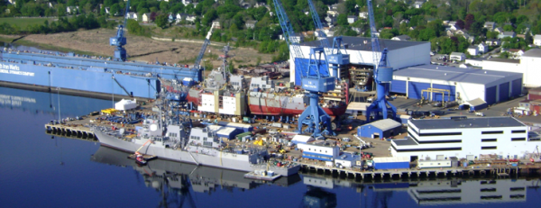 Bath Iron Works General Dynamics USA