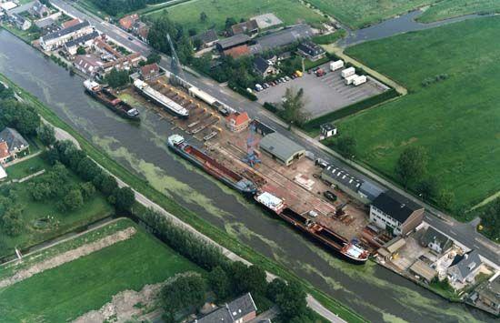 Scheepswerf Bocxe BV The Netherlands