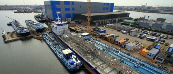 Breko Shipbuilding & Repair The Netherlands