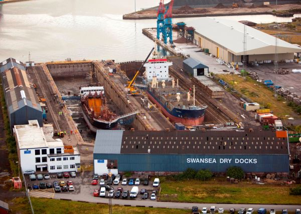 Swansea Drydocks