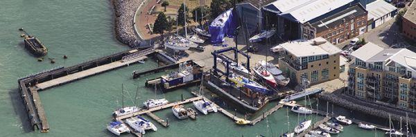 UK Docks Gosport