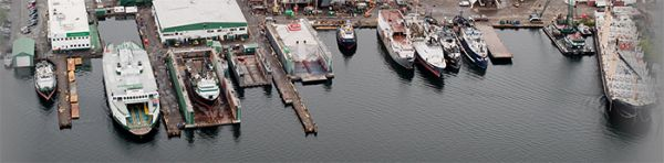 Foss Seattle Shipyard