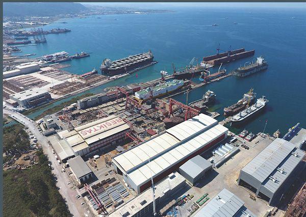 Besiktas Group Shipyard Turkey