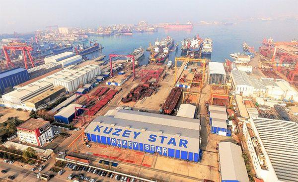 Kuzey Star Shipyard Tuzla