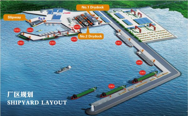 CUD WEIHAI SHIPYARD CO.,LTD