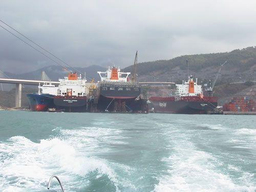 Hongkong United Dockyards  HUD