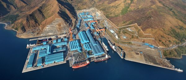 HANJIN HEAVY INDUSTRIES - SUBIC BAY SHIPYARD (HHIC PHIL)