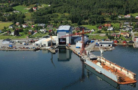 Aas Mek Verksted A/S Shipyard Norway