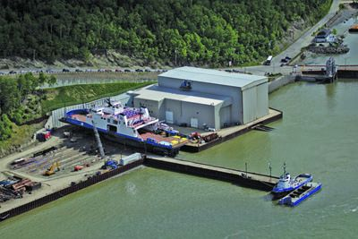 Ocean Industries Shipyards Canada