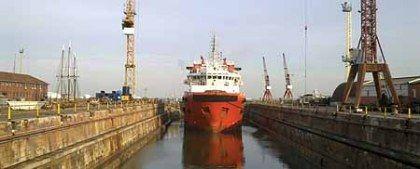 Naval Rocha Shipyards Lisboa Portugal