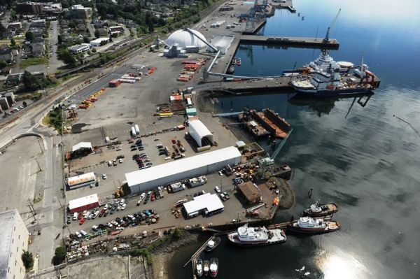 Vigor Shipyards Everett, Washington