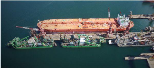 Gemak Shipyard Turkey Tuzla