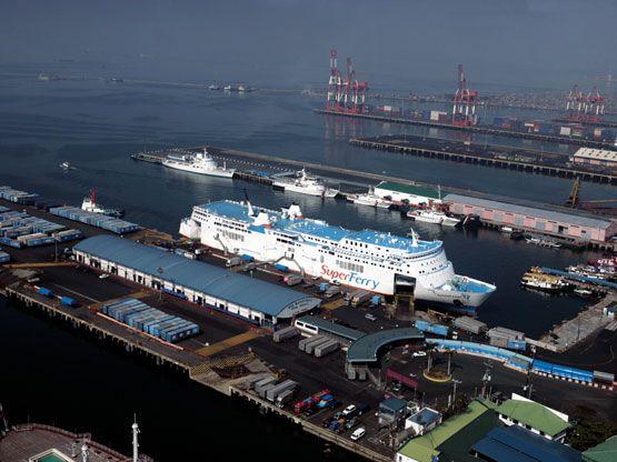 Keppel Philippines Marine Batangas Shipyard
